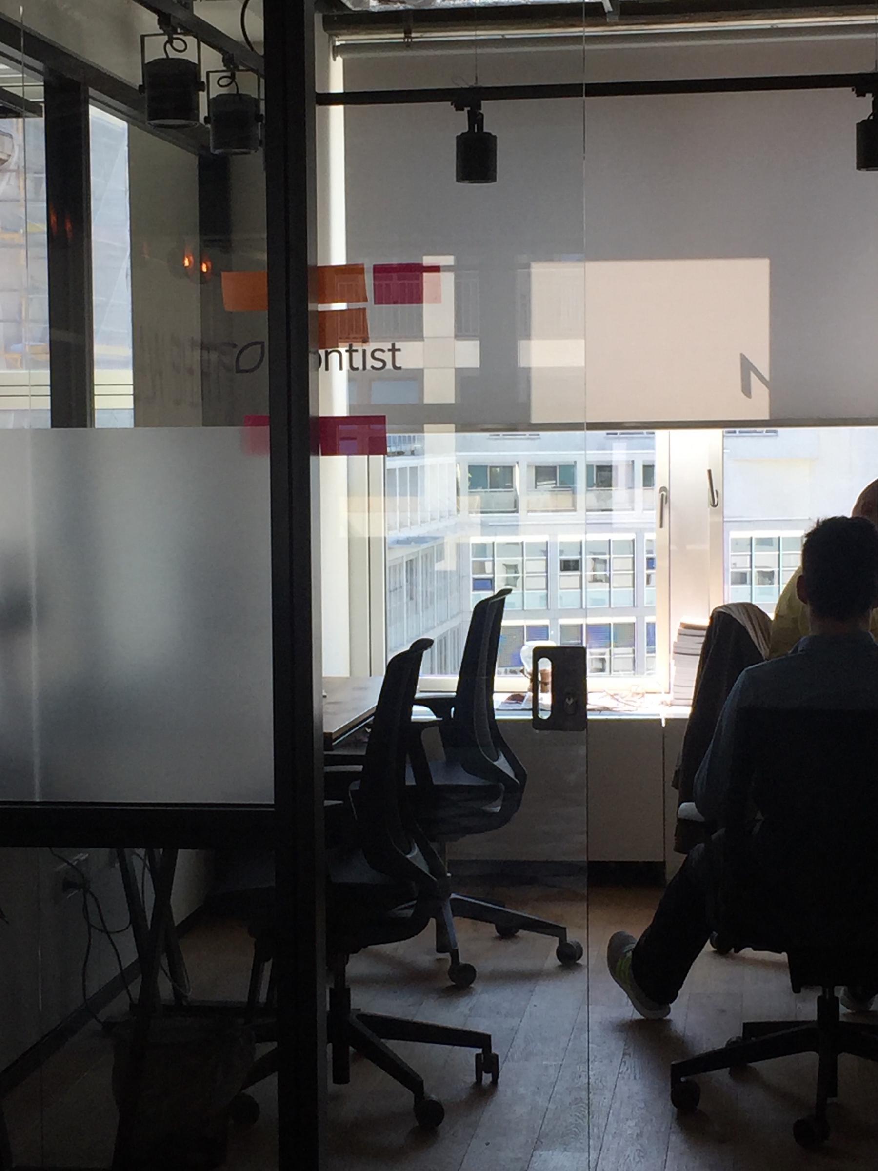 Kontist Mindspace office