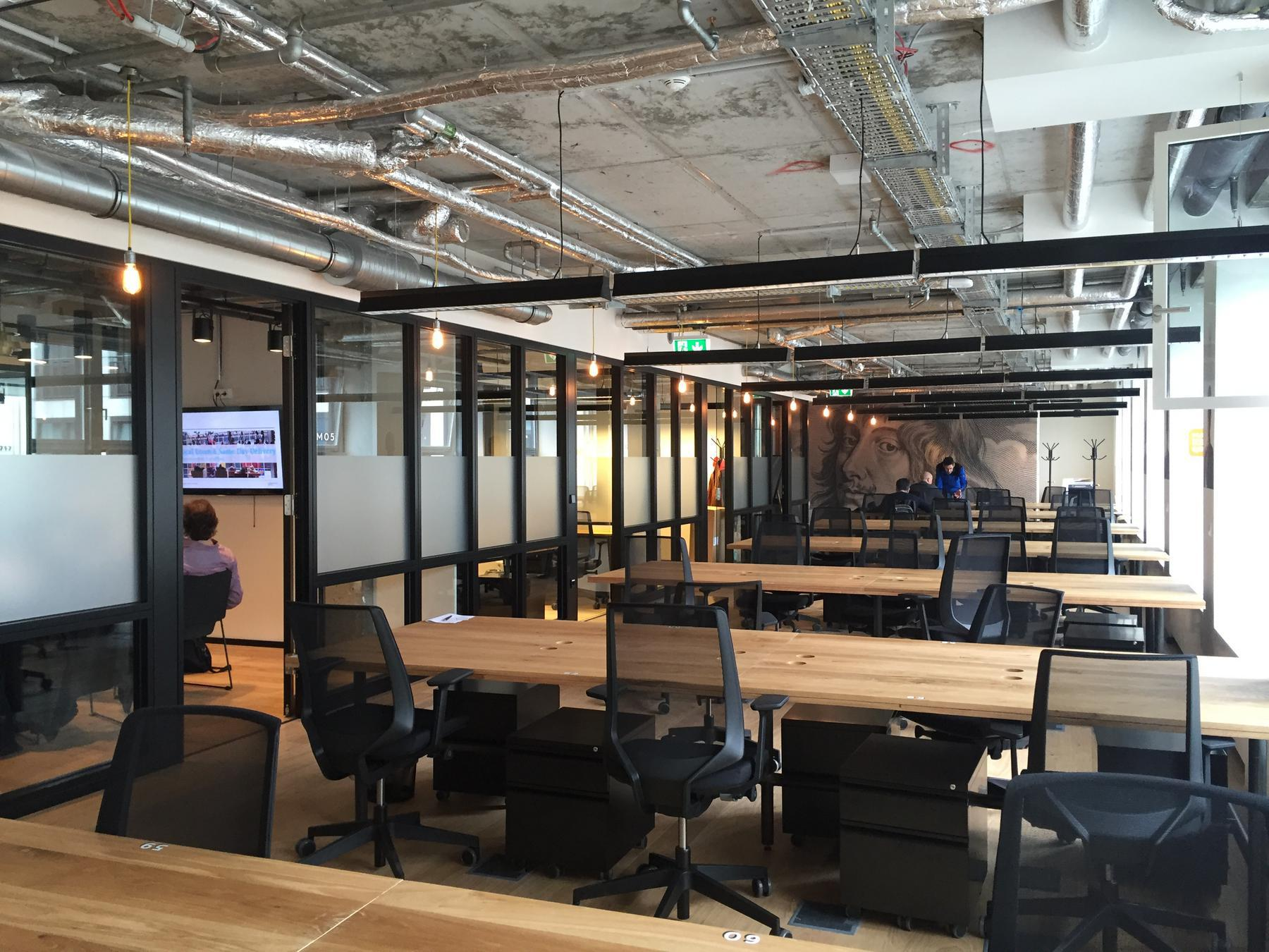 Mindspace co-working offices