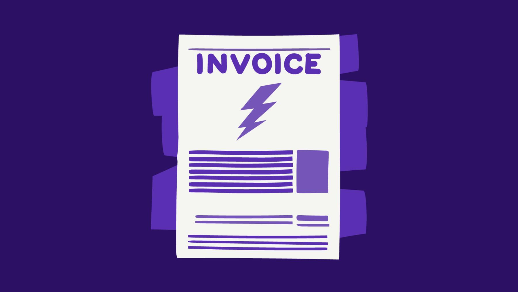 87fe811b9fb749 Was du bei der Erstellung von Rechnungen beachten musst - eine  Rechnungsvorlage